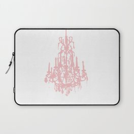 Crystal fading Laptop Sleeve