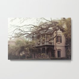 New Orleans Southern Beauty Metal Print