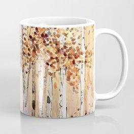 4 season watercolor collection - autumn Coffee Mug