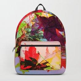 fallen leaves II Backpack