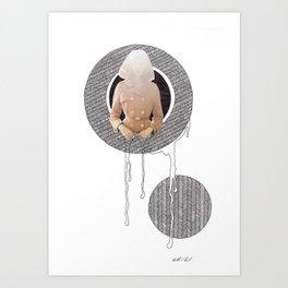 Bright and Shiny Art Print