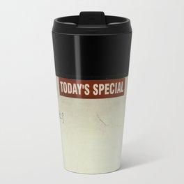 Today's Special Travel Mug