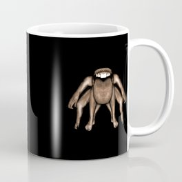 Fantasty Dark Alien Monster Coffee Mug
