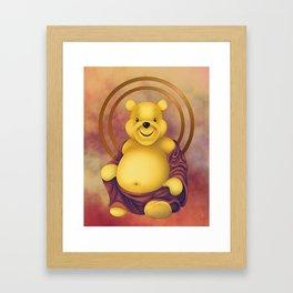 Poodah Framed Art Print
