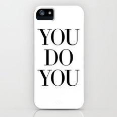 You iPhone (5, 5s) Slim Case