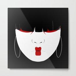 Modern Geisha #2 Metal Print