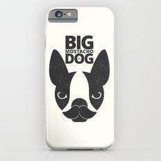 Big Mostacho Dog iPhone 6s Slim Case