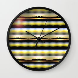 The Divine Healer Wall Clock