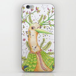 Forest's hear iPhone Skin