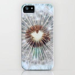 Dandy Heart iPhone Case