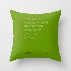 Apple 16 Throw Pillow