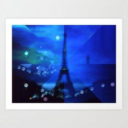 Paris Dreams Art Print