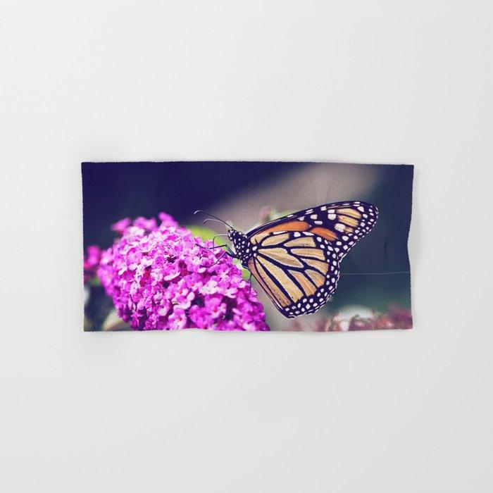 Butterfly Dreams Hand & Bath Towel