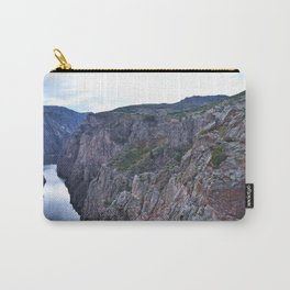 Crack in the Land Carry-All Pouch