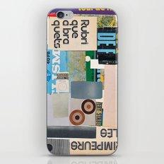L 600 iPhone & iPod Skin