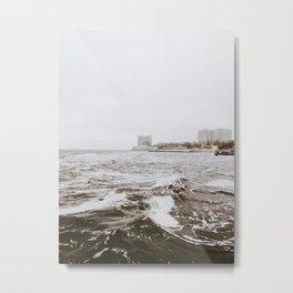 Winter sea 5 Metal Print