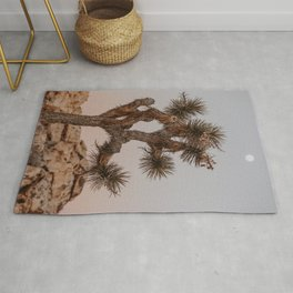 Joshua Tree XXVIII / California Desert Rug