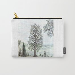 Dream Tree Carry-All Pouch