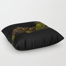King of the Turtles!  Floor Pillow