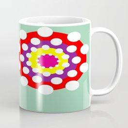 Dotty Circle Coffee Mug