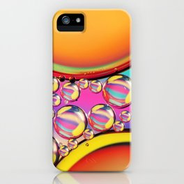 H20 & Oil IV iPhone Case