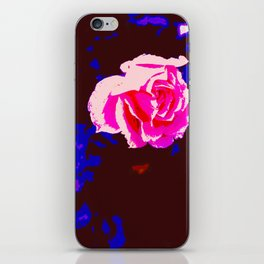 Alpine Sunset Chintz iPhone Skin
