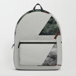 Minimalist Monstera 1 Backpack