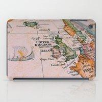 sail iPad Cases featuring sail. by Hannah M.