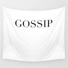GOSSIP Wall Tapestry