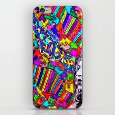 A Colorful Vision  iPhone & iPod Skin