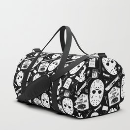 Welcome to Camp Crystal Lake! Duffle Bag