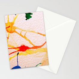 The Spider and the Web Stationery Cards