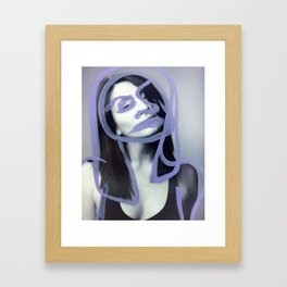 Kaitlin Framed Art Print