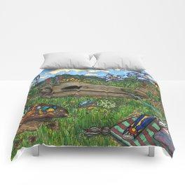 Colorado Natural History Comforters