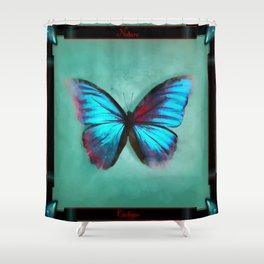 Nature Exotique Shower Curtain