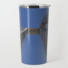 Trompe l'oeil Travel Mug