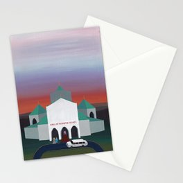 The Ancient Hall Of Pathetic Figures Stationery Cards