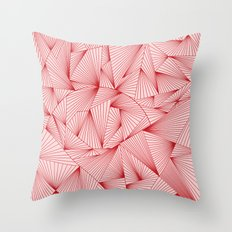 lost in my mind. Throw Pillow