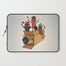 AT - Hog Dog Knights Laptop Sleeve