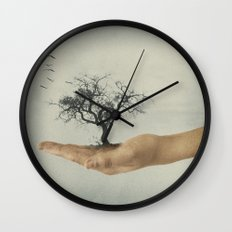 It's all in your mind Wall Clock