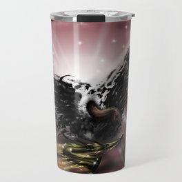 cris´s vulture Travel Mug