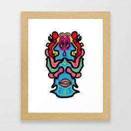Melvin Framed Art Print