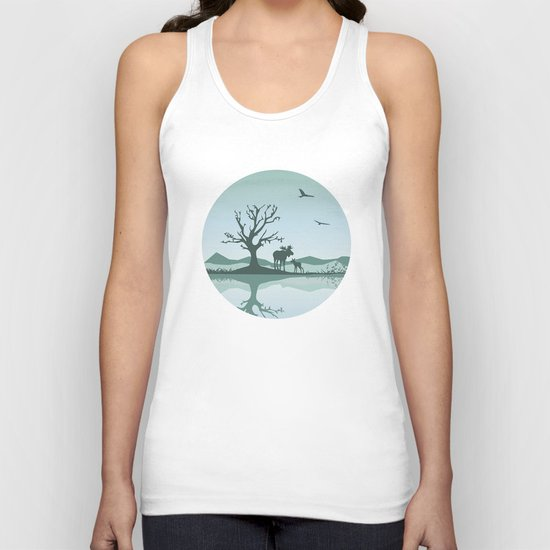 My Nature Collection No. 37 Unisex Tank Top