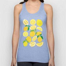 Lemon Harvest Unisex Tanktop