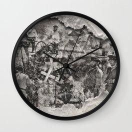 1812 Remembered Wall Clock