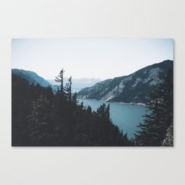 Columbia River Gorge V Canvas Print