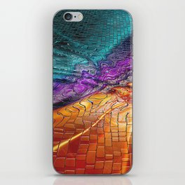 Graphics Imagination iPhone Skin