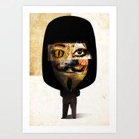 illuminati Art Prints featuring illuminati? by Jack