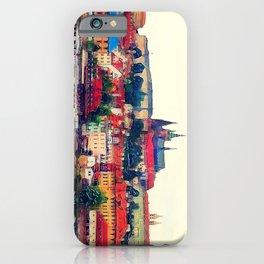 Prague Hradczany iPhone Case