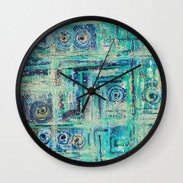 The Labirinth Wall Clock